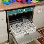 SW500 underbench dishwasher