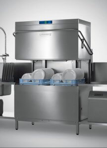Hobart Commercial Dishwashers | Glass, Under Counter, & Pass