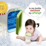 Sterilize my bottle with uPang