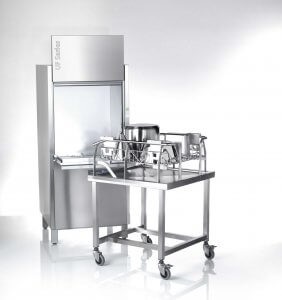 Winterhalter uf-m-rack-dolly