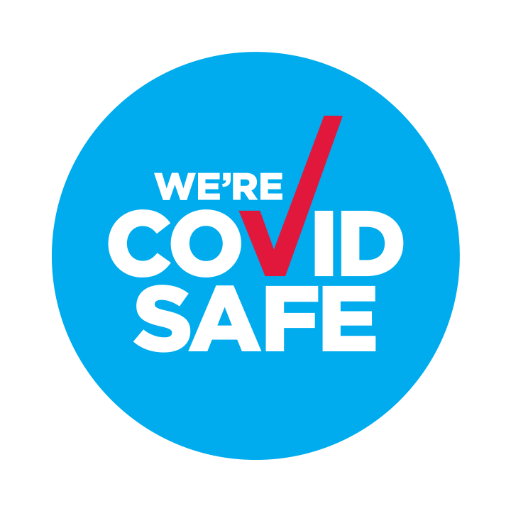 Covid Safe Badge Logo