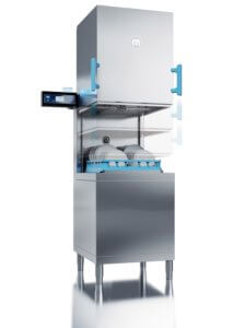 Meiko M-iClean HM Premium Pass Through Dishwasher