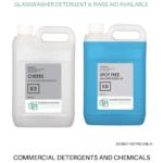Commercial Detergents For Dishwasher