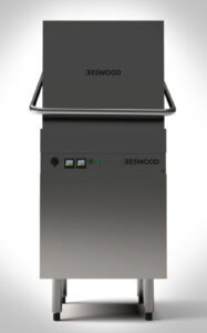 WS-UC 25 15 amp / UC 32 3 Phase Pass Through Dishwasher